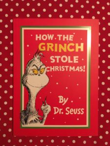 Dr Seuss' How the Grinch Stole Christmas: The animated