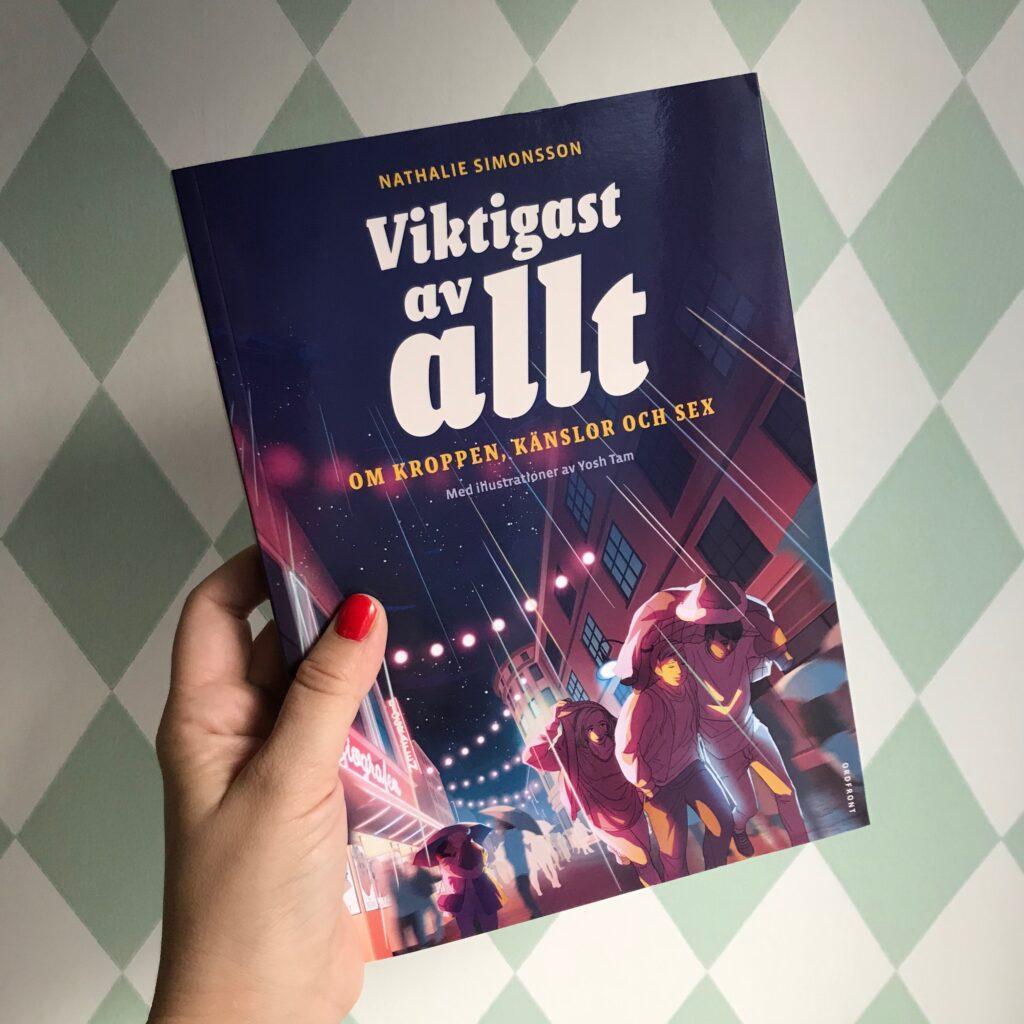 Boktips: Viktigast av allt av Nathalie Simonsson