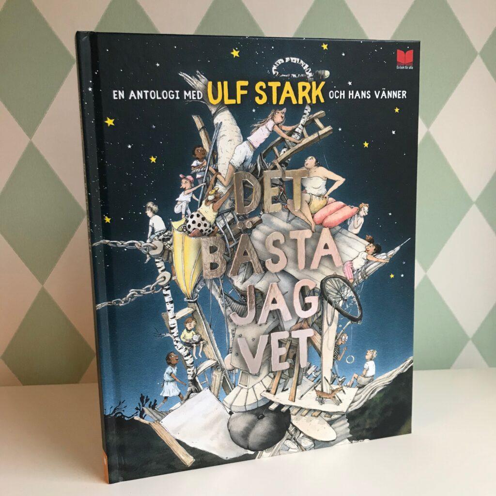 Bilderbok, boktips, antologi, Ulf Stark
