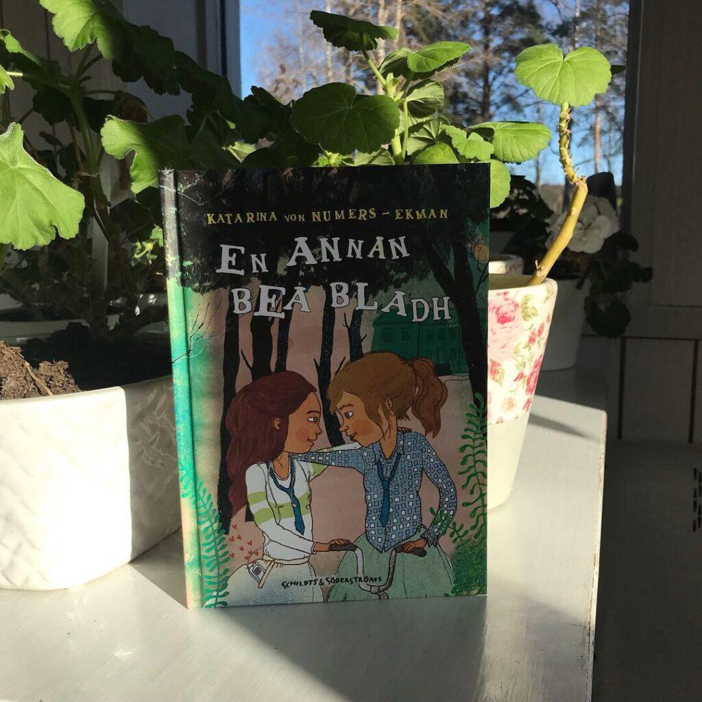 Boktips barn. En annan Bea Bladh av Katarina von Numers-Ekman. Barnbok.
