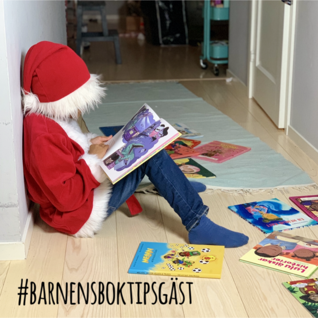 Barnens boktips gästas av Elsa & Sam.