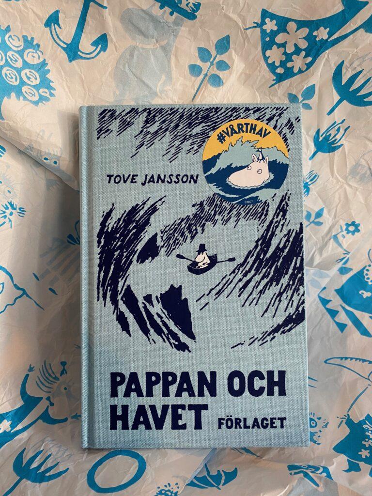 """Boktips: Tove Janssons """"Pappan och havet"""" i vacker jubileumsutgåva."""