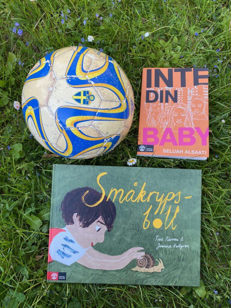 Boktips för barn och unga på tema representation
