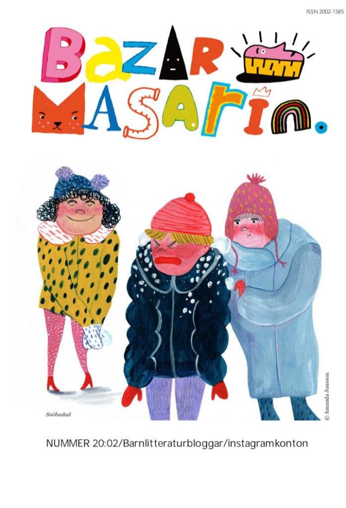 Bazar Masarin tidskrift om barnlitteratur