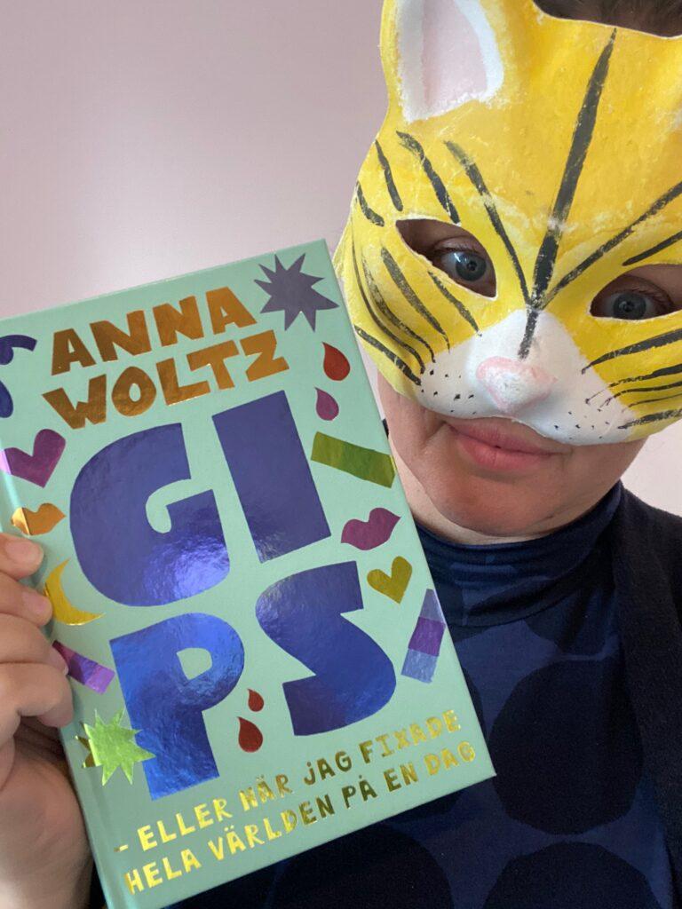 Boktips för 9-12, Gips av Anna Woltz